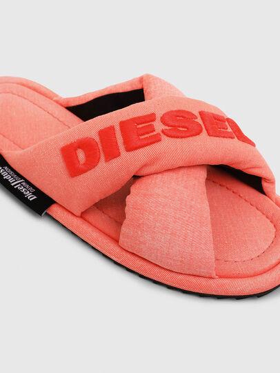 Diesel - SA-MERY X, Pink - Slippers - Image 4