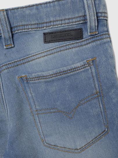 Diesel - SLEENKER-J JOGGJEANS-N, Blue - Jeans - Image 4