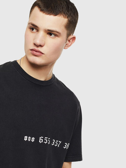 Diesel - T-JUST-T12,  - T-Shirts - Image 3
