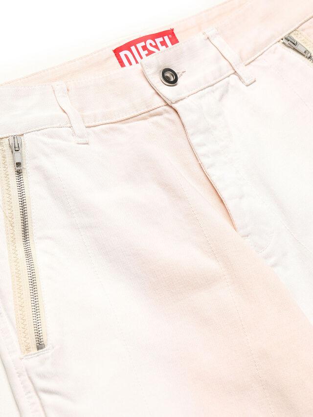 Diesel - GR02-P301, White - Pants - Image 3
