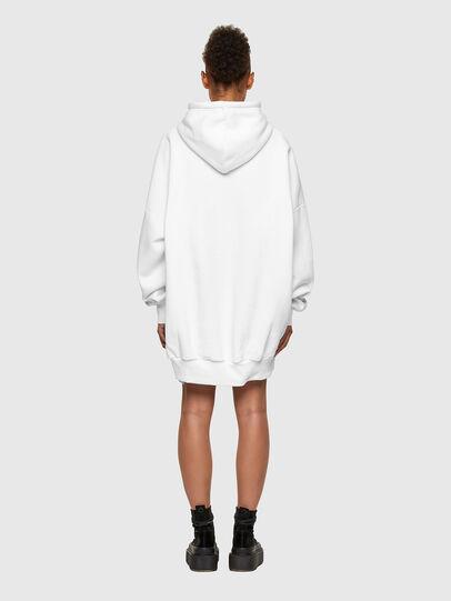 Diesel - D-OXI-A1, White - Dresses - Image 2