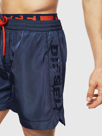 Diesel - BMBX-DOLPHIN-S 2.017, Dark Blue - Swim shorts - Image 4