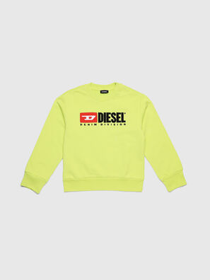 SCREWDIVISION OVER, Yellow Fluo - Sweaters