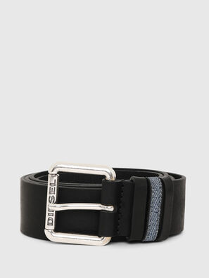 B-DENOOP, Black - Belts