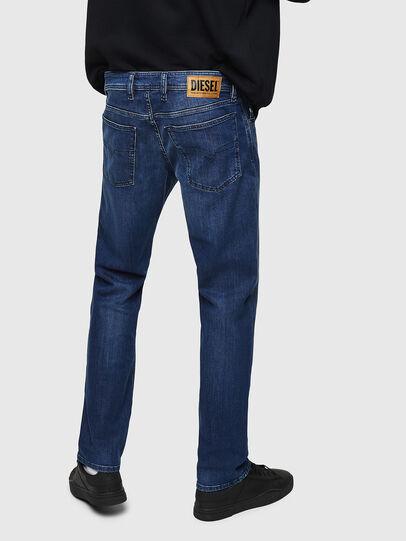 Diesel - Waykee 082AZ, Dark Blue - Jeans - Image 2