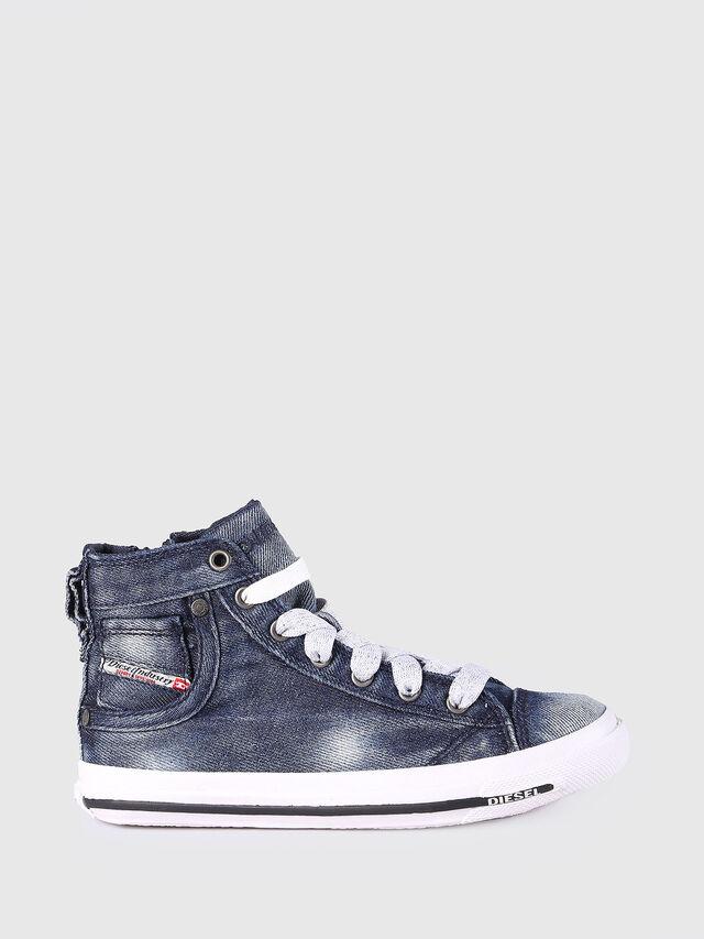 KIDS SN MID 20 EXPOSURE C, Blue Jeans - Footwear - Image 1