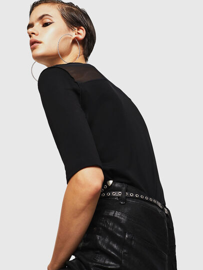 Diesel - TWISS, Black - Tops - Image 4