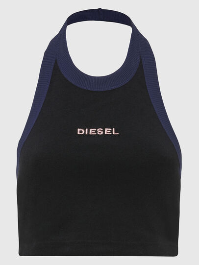 Diesel - UFTK-ASHLY, Black - Tops - Image 3