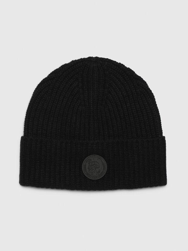 K-LORO, Black - Knit caps