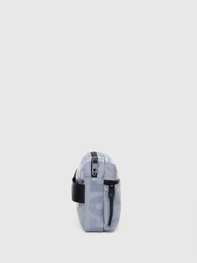 Diesel - X-BOLD BELTBAG, Grey - Belt bags - Image 3