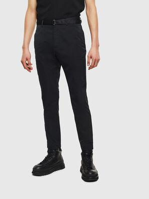 P-LOST-NP, Black - Pants