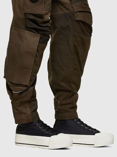 Diesel - P-JANE, Military Green - Pants - Image 4