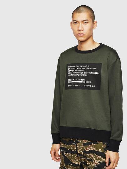 Diesel - S-BAY-MESH,  - Sweaters - Image 1
