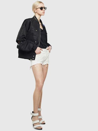 Diesel - DE-RIFTY, White - Shorts - Image 6