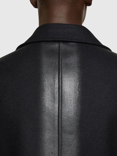 Diesel - W-COLBAX, Black - Winter Jackets - Image 6