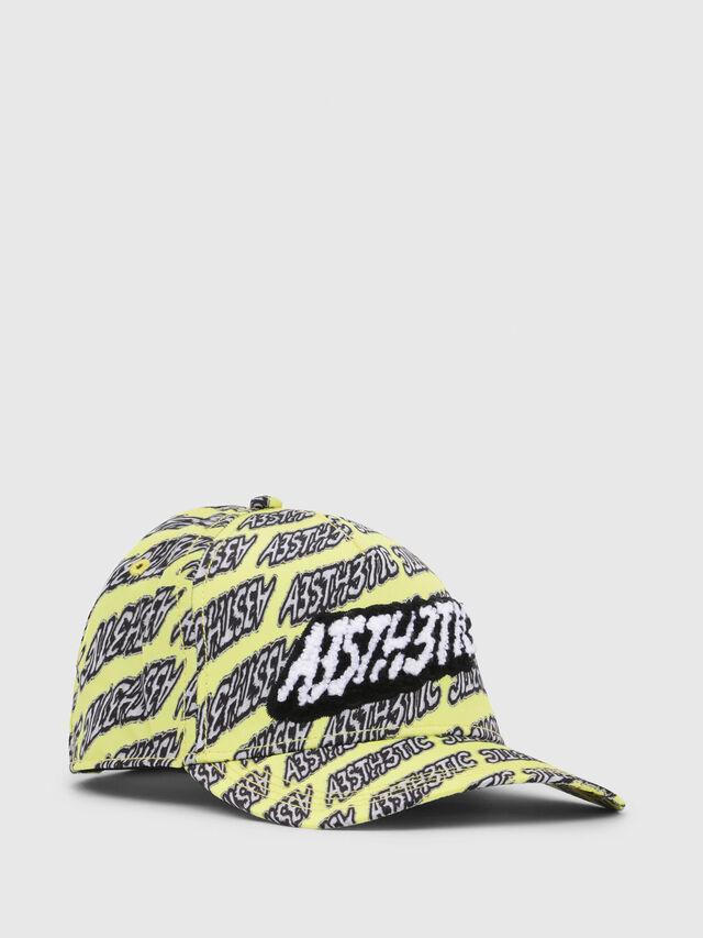 Diesel - C-AEST, Yellow Fluo - Caps - Image 1