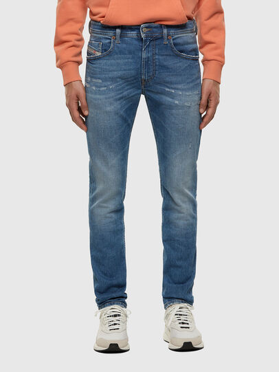Diesel - Thommer 009ES, Light Blue - Jeans - Image 1