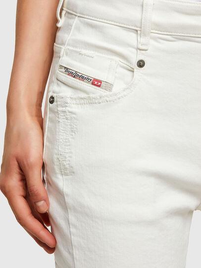Diesel - Fayza 009NR, White - Jeans - Image 4