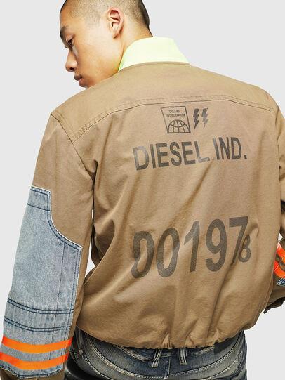 Diesel - J-STORCH,  - Jackets - Image 5
