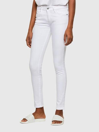 Diesel - Slandy 086AC, White - Jeans - Image 1