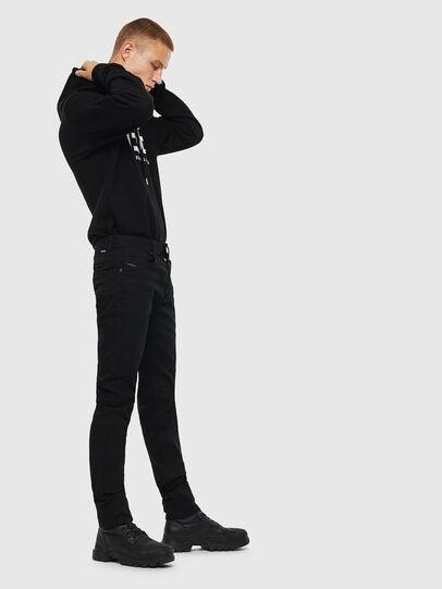 Diesel - Thommer 0688H, Black/Dark grey - Jeans - Image 4