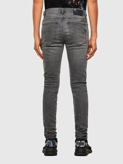 Diesel - D-Amny 009NZ, Black/Dark grey - Jeans - Image 2
