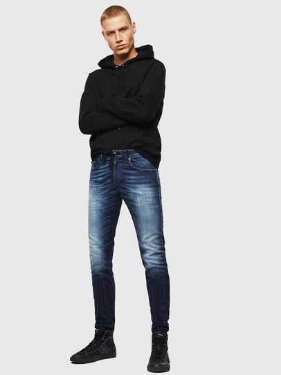 Diesel - Thommer JoggJeans 069IE, Dark Blue - Jeans - Image 6