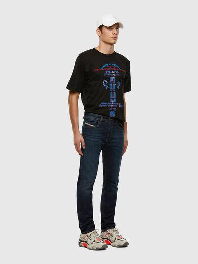 Diesel - Buster 009HN, Dark Blue - Jeans - Image 5