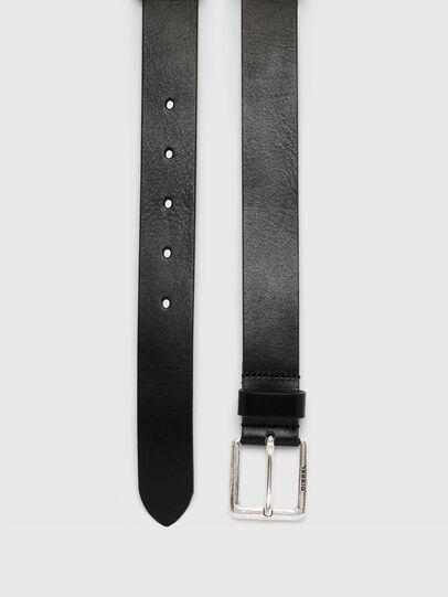 Diesel - B-BOLD, Black - Belts - Image 3
