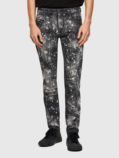 Diesel - D-Strukt 009SW, Light Grey - Jeans - Image 1