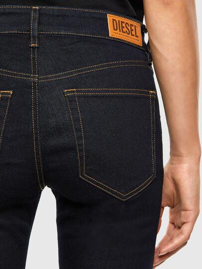 Diesel - Slandy 009CW, Dark Blue - Jeans - Image 3