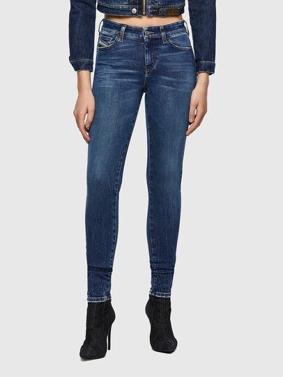 Diesel - Slandy 009ZX, Dark Blue - Jeans - Image 1