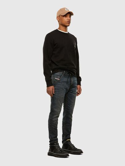 Diesel - KROOLEY JoggJeans® 069NS, Dark Blue - Jeans - Image 6
