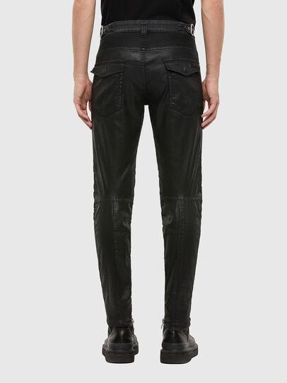 Diesel - D-Derrot JoggJeans 069QY, Black/Dark grey - Jeans - Image 2