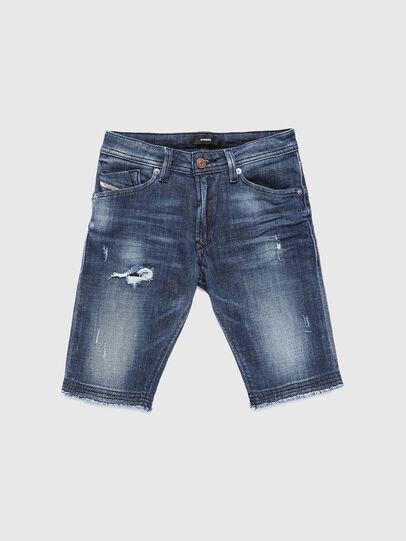 Diesel - DARRON-R-J SH-N, Dark Blue - Shorts - Image 1
