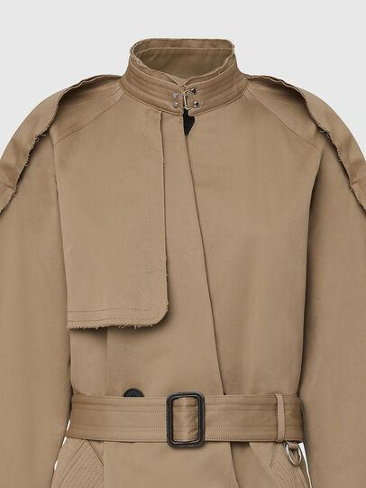 Diesel - G-BERYL, Light Brown - Jackets - Image 6