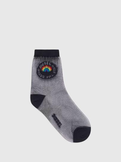 Diesel - SKF-SIUXINE-P, Black - Socks - Image 1