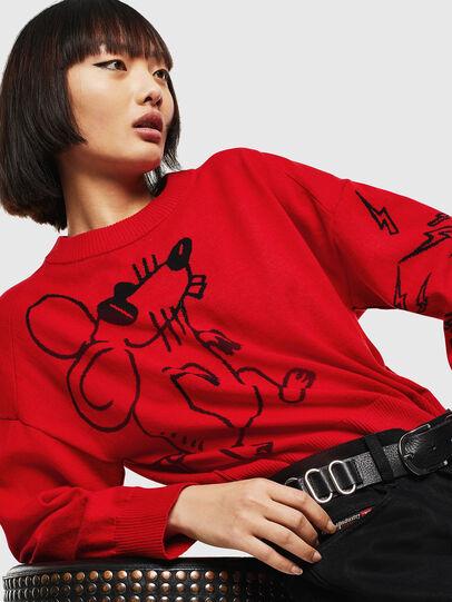 Diesel - CL-M-TESS,  - Knitwear - Image 3
