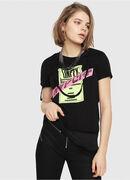 T-EMIKO-B, Black - T-Shirts