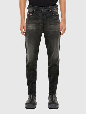D-Vider 009JW, Black/Dark grey - Jeans