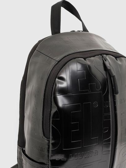 Diesel - X-BOLD BACK, Black - Backpacks - Image 5