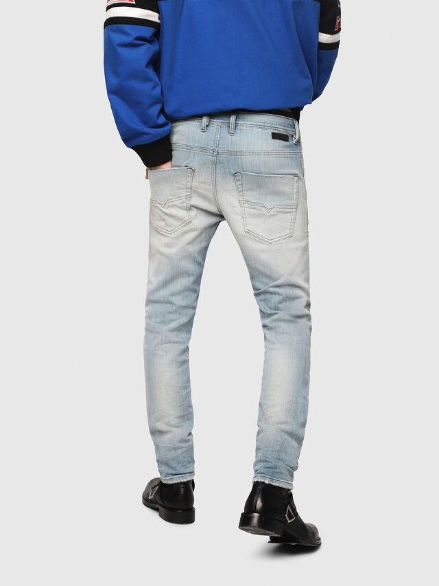 Diesel - Krooley JoggJeans 087AB, Medium blue - Jeans - Image 2