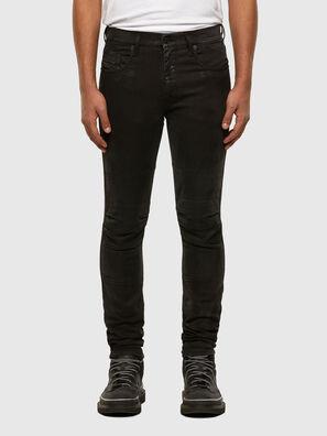 D-Strukt JoggJeans 009GH, Black/Dark grey - Jeans