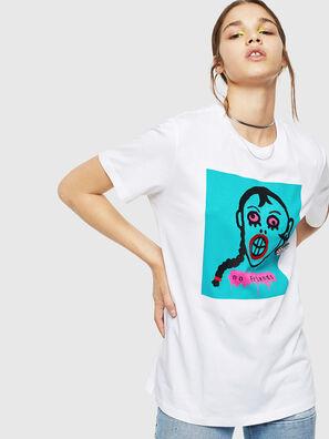 T-DARIA-K, White - T-Shirts