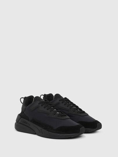 Diesel - S-SERENDIPITY LC, Black - Sneakers - Image 2
