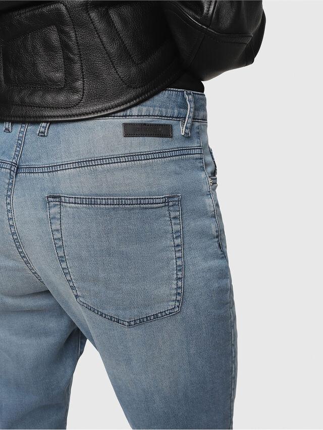Diesel - Candys JoggJeans 069FF, Light Blue - Jeans - Image 4