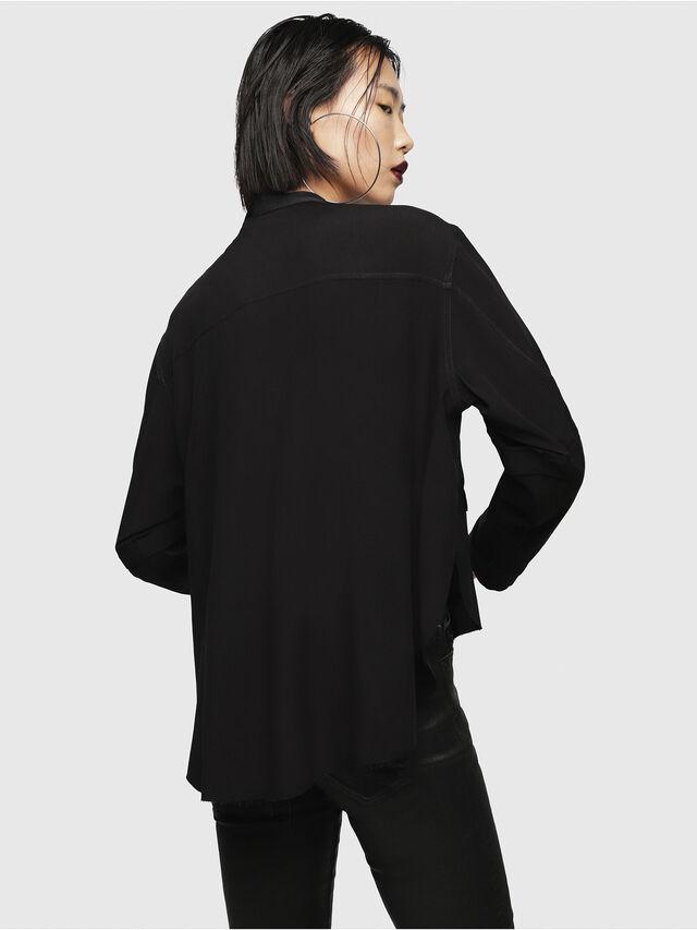 Diesel - C-NAMIE, Black - Shirts - Image 2