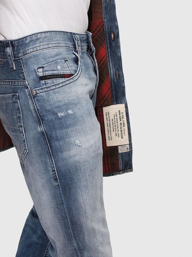 Diesel - Thommer 081AS, Medium blue - Jeans - Image 4