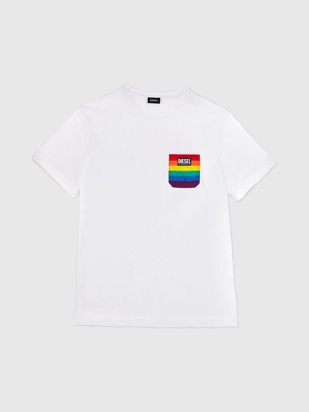 BMOWT-DIEGO-P, White - T-Shirts