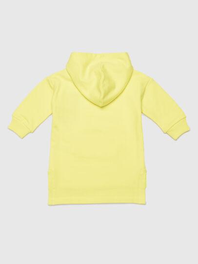 Diesel - DILSETB, Yellow - Dresses - Image 2